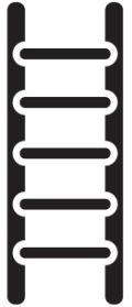 Símbolos da Maçonaria - Escada