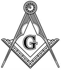 Símbolos da Maçonaria - Esquadro e Compasso