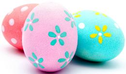 Símbolos da Páscoa - Ovos de Páscoa