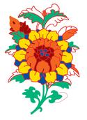 Símbolos budistas - Flor de Lótus