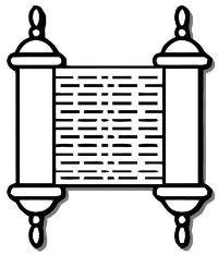 Símbolos judaicos - Torá