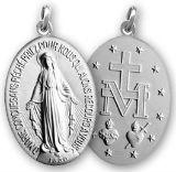Símbolos de Nossa Senhora - medalha de Nossa Senhora das Graças