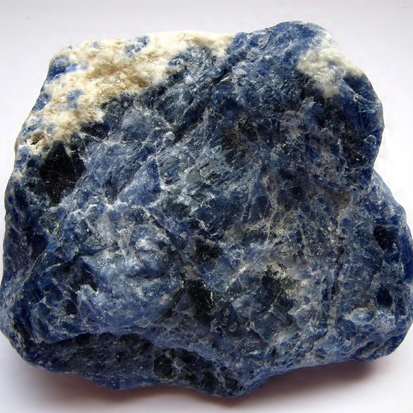 pedras de proteção espiritual: Sodalita