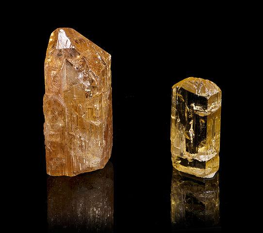 horóscopo das pedras: Topázio