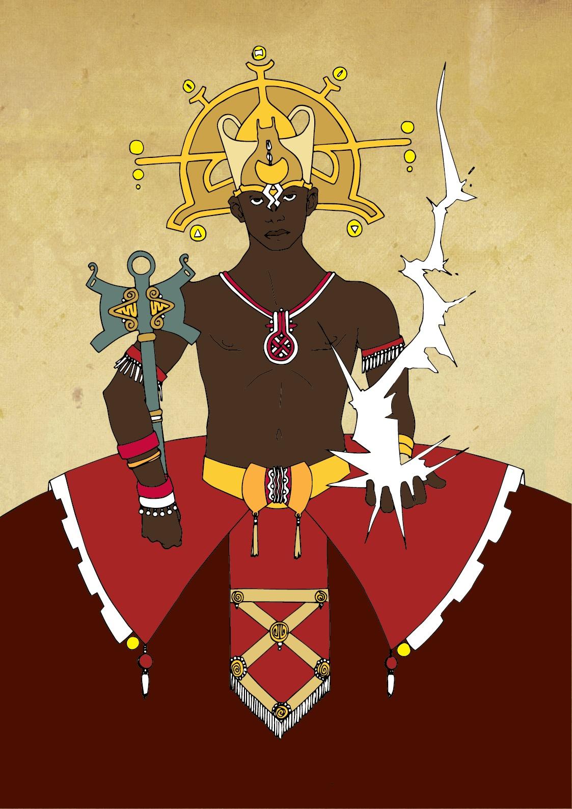Xang Umbanda Conhea As Caractersticas Deste Orix